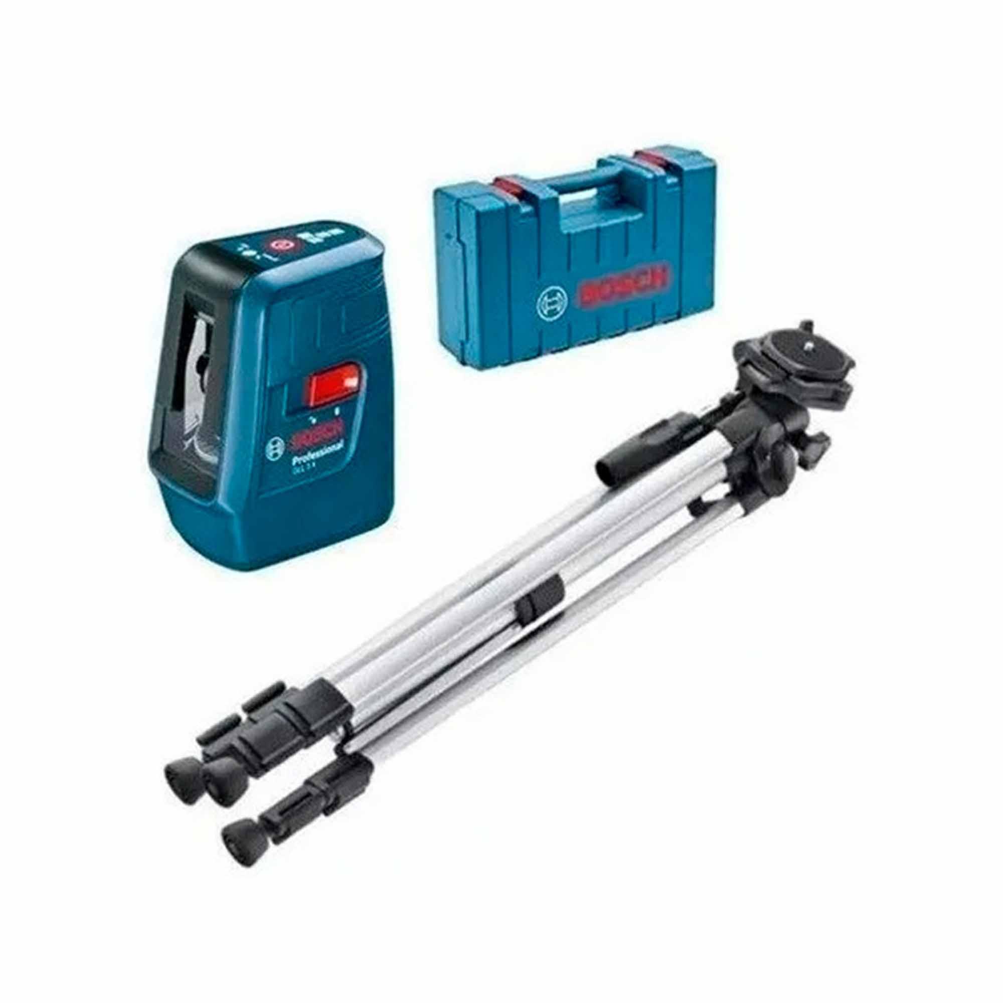 Nivel a Laser De Linha com Tripe Nivelox Gll 3 X - Bosch