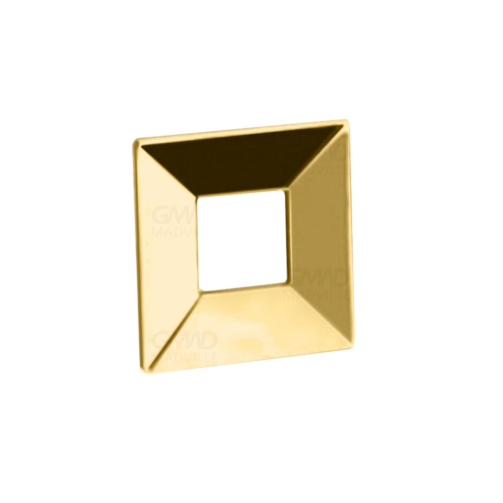 Puxador Lotus Red Gold - Zen