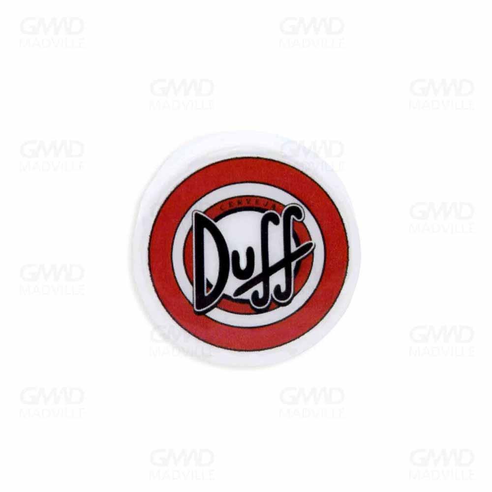 Puxador Duff 35mm Branco - Madville