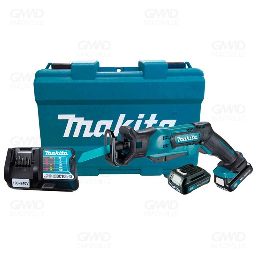 Serra Sabre A Bateria 12V Jr103Dwye Makita