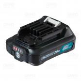 Bateria 12V Li-ion 2.0AH BL1021B - Makita
